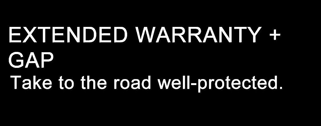 EXTENDED WARRANTY + GAP