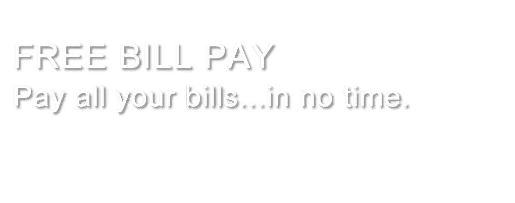 FREE BILL PAY