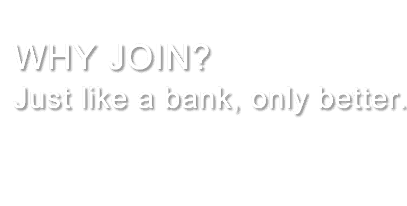 WHY JOIN